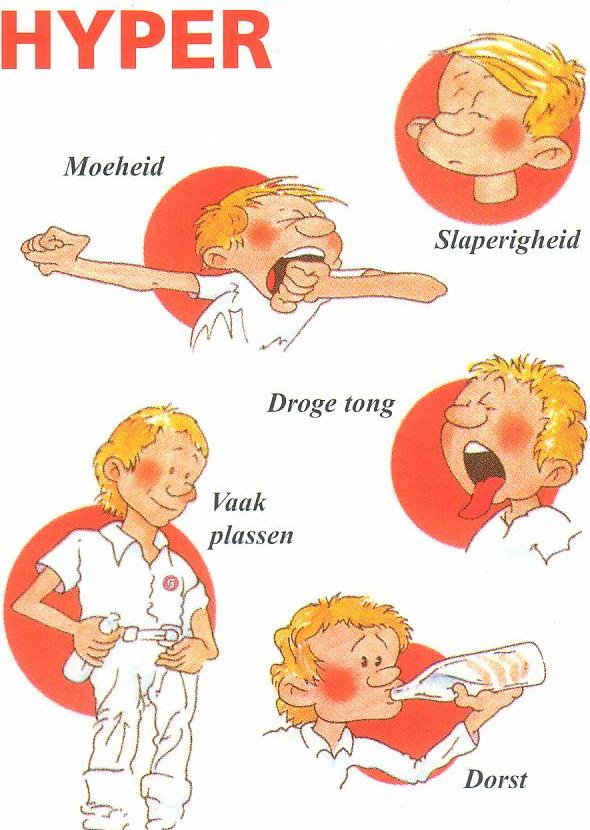 darmen stress symptomen